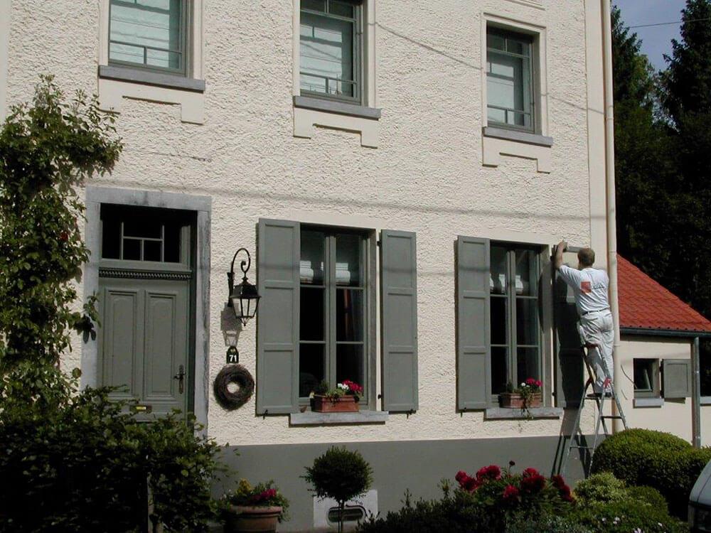 Cox & Fils   Peinture, décoration et travaux à Bruxelles et en Brabant wallon